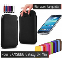 Etui Pull up Samsung Galaxy S4 Mini