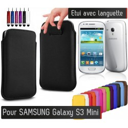 Etui Pull up Samsung Galaxy S3 Mini