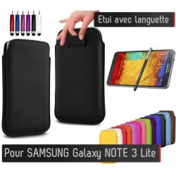 Etui Pull up Samsung Galaxy Note 3 Lite