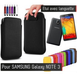 Etui Pull up Samsung Galaxy Note 3