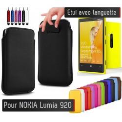 Etui Pull up Nokia Lumia 920