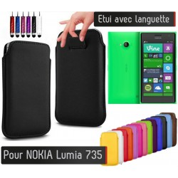 Etui Pull up Nokia Lumia 735