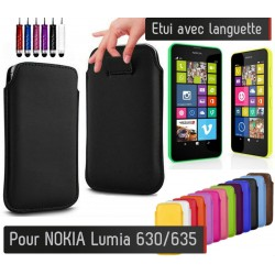 Etui Pull up Nokia Lumia 635