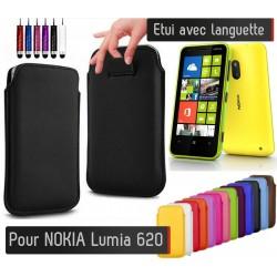 Etui Pull up Nokia Lumia 620