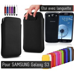 Etui Pull up Samsung Galaxy S3