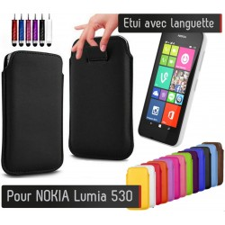 Etui Pull up Nokia Lumia 530