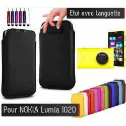 Etui Pull up Nokia Lumia 1020