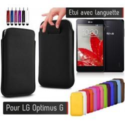 Etui Pull up LG Optimus G