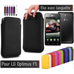 Etui Pull up LG Optimus F5
