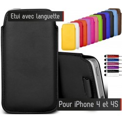Etui Pull up Iphone 4/4S