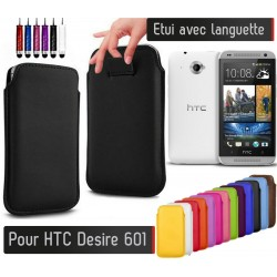 Etui Pull up HTC Desire 601