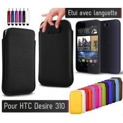 Etui Pull up HTC Desire 310