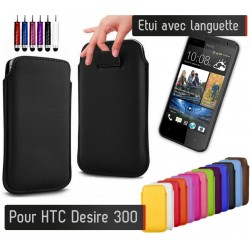 Etui Pull up HTC Desire 300