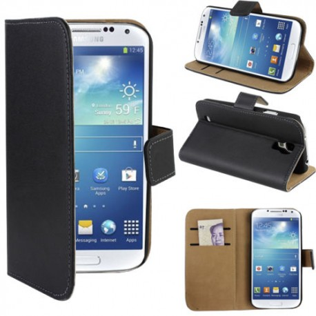 Coque Portefeuille SAMSUNG Galaxy S4 NEW