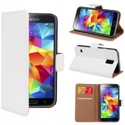 Coque Housse Etui Portefeuille SAMSUNG Galaxy S5