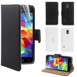 Coque Housse Etui Portefeuille SAMSUNG Galaxy S5 Mini