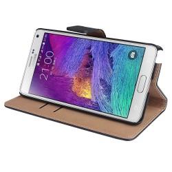 Coque Housse Etui Portefeuille SAMSUNG Galaxy Note 4