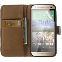 Coque Housse Etui Portefeuille HTC One Mini 2