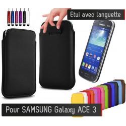 Etui Pull up Samsung Galaxy Ace 3