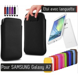 Etui Pull up Samsung Galaxy A7