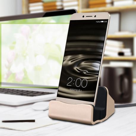 Chargeur portable Shot Case Station d'accueil micro usb pour