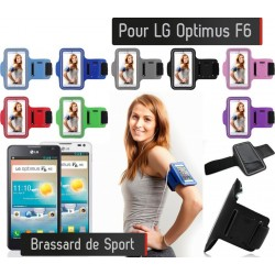 Brassard Sport LG Optimus F6 Housse Etui coque