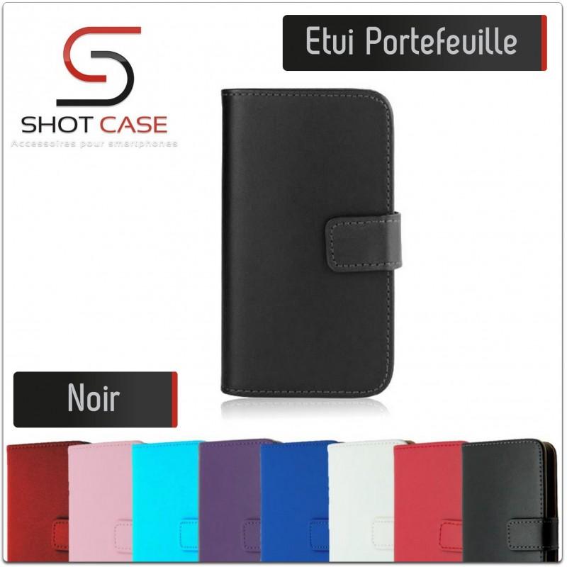 Coque housse etui portefeuille iphone 6 6s shot case for Etui iphone 6 portefeuille