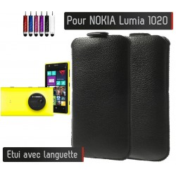 Etui Pull up Nokia Lumia 520
