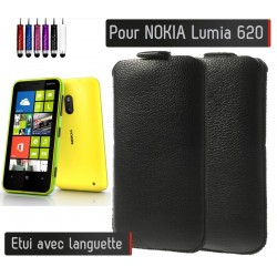 Etui Pull up Nokia Lumia 620
