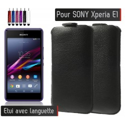 Etui Pull up Sony Xperia E1