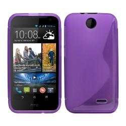 Coque S Line HTC Desire 310 Housse Etui coque
