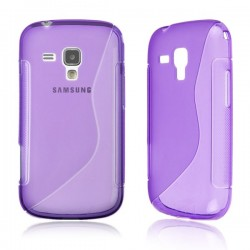 Coque S Line SAMSUNG Galaxy S DUOS 2 Housse Etui