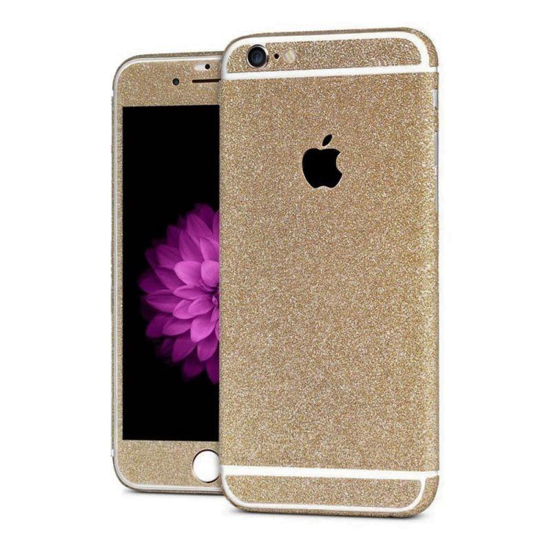 coque iphone 7 plus paillette noir