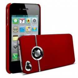 Coque Silver Line IPHONE 4/4S Couleurs Housse Etui