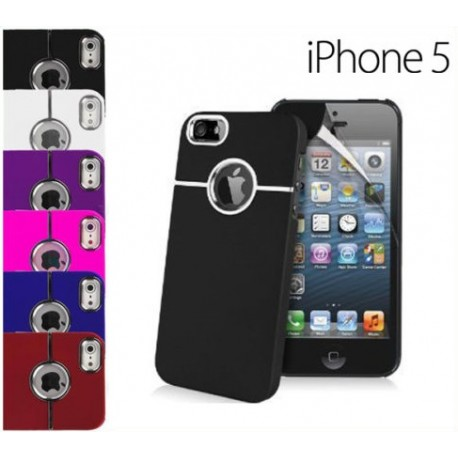 Coque Silver Line iPhone 5/5S