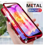Coque Verre Trempé IPHONE 11 APPLE Magnetique Transparente Protection Integrale