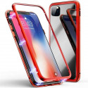 Coque Verre Trempe IPHONE 11 Pro Max APPLE Magnetique Transparente Protection Integrale