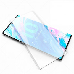 Film Verre Trempe pour SAMSUNG Galaxy Note 10 Incurve Ecran Incassable 9H+ Protection 0,26mm Transparent 2,5D