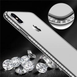 Coque Silicone Diamants IPHONE 11 Pro APPLE Contour Transparente Bumper Protection Gel Souple