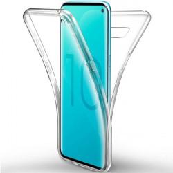 Coque Silicone Integrale Transparente pour SAMSUNG Galaxy S10 Protection Gel Souple