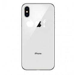 Coque Silicone IPHONE 11 Pro Max Trognon de Pomme Fun APPLE Mange Pomme Transparente Protection Gel Souple