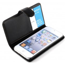 Coque Portefeuille Wallet IPHONE 5/5S Couleurs