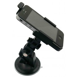 Support Voiture IPHONE 4/4S Attache Ventouse