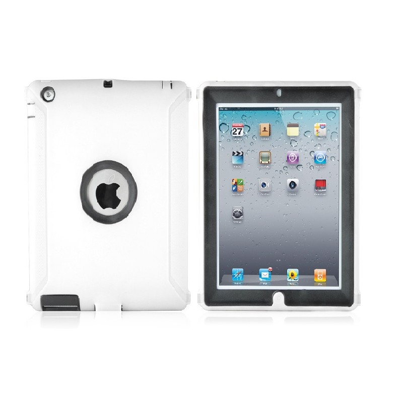 Housse de protection coque defender vitre ipad mini for Housse protection ipad