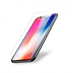 Film Verre Trempe pour IPHONE X APPLE Ecran Incassable 9H+ Protection 0,26mm Transparent 2,5D