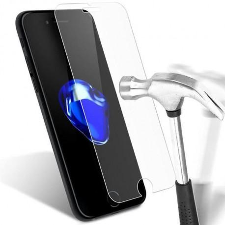 Film Verre Trempe pour IPHONE SE 2020 APPLE Ecran Incassable 9H+ Protection 0,26mm Transparent 2,5D