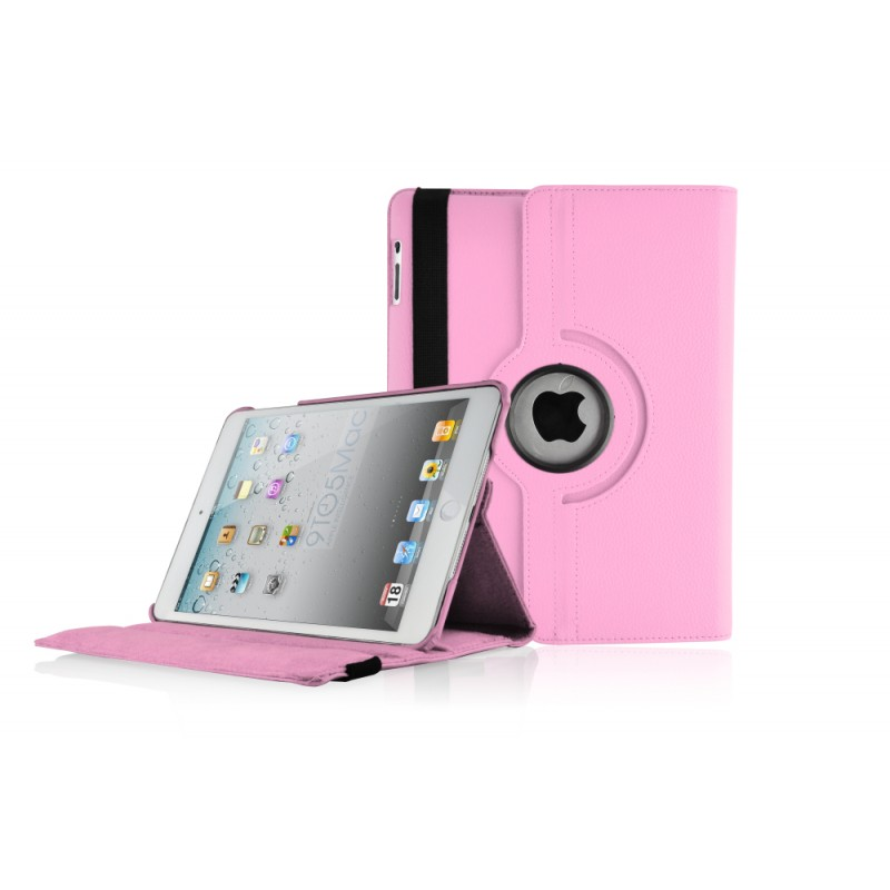housse de protection coque rotation 360 ipad 2 simili