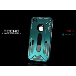 Coque LISHI Mecha Métal IPHONE 4/4S