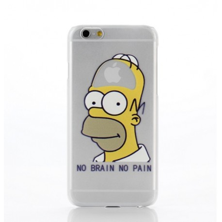 coque iphone 7 simspons