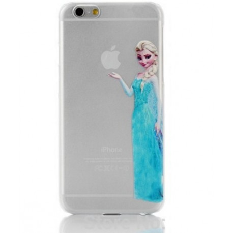 coque iphone 7 princesse silicone
